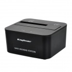 "KINGSHARE USB 3.0 External Docking Station for 2.5"" / 3.5"" SATA HDD - Black"