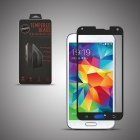 Angibabe Premium Tempered Glass Screen Protector Film for Samsung Galaxy S5 - Black