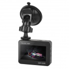 "Ordro X1  2.7"" TFT Screen HD 1080P 140 Wide-angle Night Vision CMOS Car DVR Video Recorder - Black"