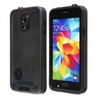 Redpepper Ultra-thin Waterproof Shockproof Case w/ Speaker Protector Design for Samaung Galaxy S5