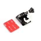 Riding Skydiving Helmet Mount for GoPro / SJ4000 - Black