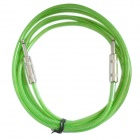 DEDO MA-39 High Quantity Electric Guitar Cable - Green (300cm)
