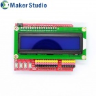 Maker Studio I2C LCD Shield - Red