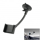 360' Rotational Car Suction Cup Stand Holder Mount Bracket for GPS / Cell Phone - Black