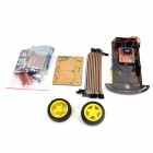 KEYES Ultrasonic Distance Measuring Robot Car Kits for Arduino (Works with Official Arduino Boards)