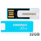 KINGMAX UI-03 flash drive 32GB (blue)