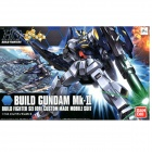 Genuine Bandai Gundam Build Fighter Build Gundam Mk-II (HGBF) (Gundam Model Kits)HGD-185147