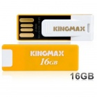 KINGMAX UI-03 flash drive 16GB (orange)