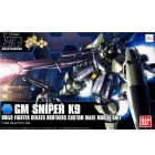 Genuine Bandai Gundam Build Fighter GM Sniper K9 (HGBF) (Gundam Model Kits)HGD-185151