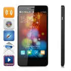 "InFocus M512 Android 4.4.2 Quad-core 4G LTE Bar Phone w/ 5.0"" Screen, Wi-Fi and GPS - Black"