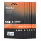 DULISIMAI Matte ABS Screen Protector Film Guard for Samsung Galaxy Note 3 Mini G7106 (6 PCS)