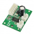 JF-0718M DIY Replacement Speaker Parts Stereo Audio Amplifier Module - Green + White + Black