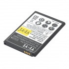 "YI-YI 3.8 ""3800mAh"" decodificado bateria Li-Ion para LG G3 / BL-53YH / D855 / VS985 / D830 / D851 + mais"