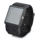 "EC309 1.54"" Screen 3G Bluetooth V4.0 MTK6577 WCDMA / GSM Smart Wrist Watch Phone - Black + Silver"