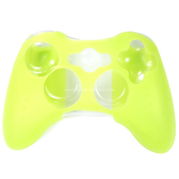 Silicon Skin for XBox 360 Controller Green. Share your own customer images