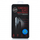 JUSTONE J087-1 Tempered Glass Screen + Back Protector Set for IPHONE 5 / 5S / 5C - Transparent