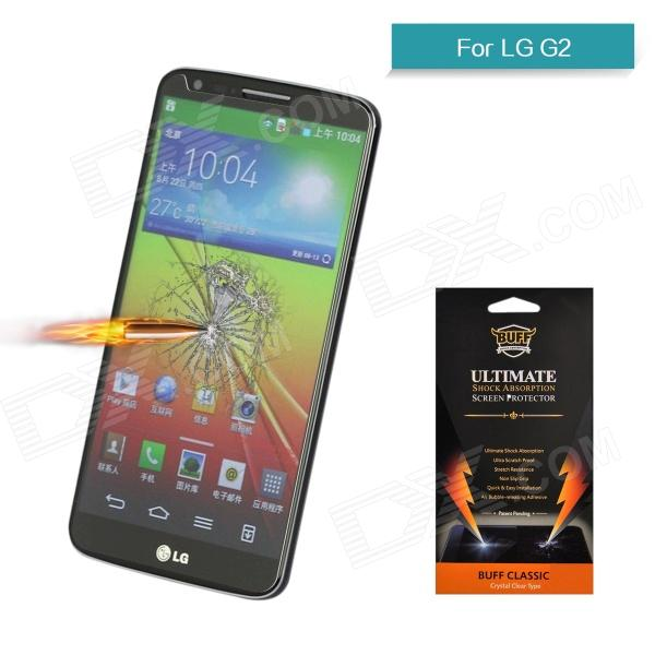 Angibabe Buff Explosion-proof Screen Film for LG G2 -Transparent