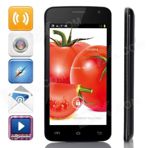 G2  MTK6572 Dual-Core Android 4.2.2 WCDMA Bar Phone w/ 4.5