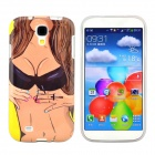 Hot Bikini Girl Design Pattern Protective Silicone Back Case Cover for Samsung Galaxy S4 i9500