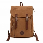 ZIQIAO-305 Leisure Canvas Backpack / 14