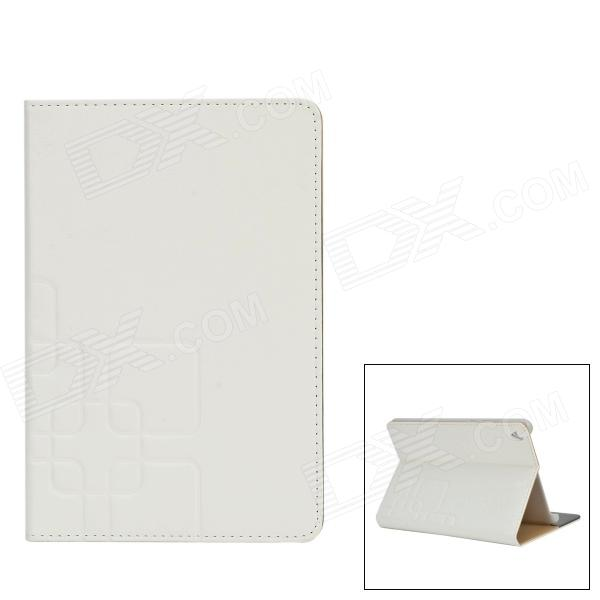 Xiaom-7.9 Protective Flip-Open PU Leather Full Body Case w/ Stand for 7.9'' Xiaomi Tablet PC - White
