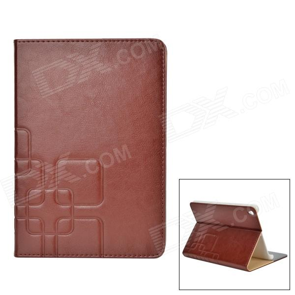 Xiaom-7.9 Protective Flip-Open PU Leather Full Body Case w/ Stand for 7.9'' Xiaomi Tablet PC - Brown
