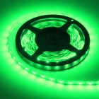HML N56 72W 5000lm 530nm 300-SMD 5630 LED Green Light Strip - Branco + Transparente (DC 12V / 5M)