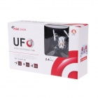 CH029 360 Degree Eversion 2.4GHz Fire Channel R / C UFO Fire Axis Aircraft m / gyroskop - Hvit