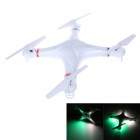 XINXUN X-46 360 Degree Unlimited Eversion 4.5 Channel Six Axis Gyroscope R/C Aircraft w/ 20 LED