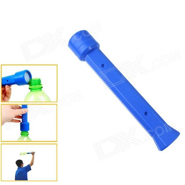 VINA V3 Badminton Practice Self-Training Plastic Handle Grip Rod Stick - Blue