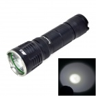 Roxane M6 700lm Cree XM-L T6 5-Mode White Flashlight - Black (1 x 26650)