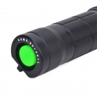 Roxane M6 700lm LED 5-Mode White Flashlight - Black (1 x 26650)