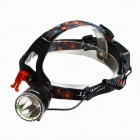BORUIT RJ-1188A 800lm Cree XM-L T6 3-Mode White Light Bicycle Lamp / Headlight - Black