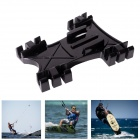 Fat Cat M-KL Kiteboarding Surfing Kite Line Mount Holder for GoPro Hero 3+ / 3 / 2 / SJ4000 - Black