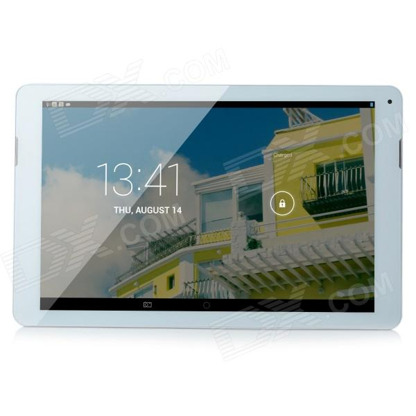 Teclast P11HD 10.1 IPS Retina Quad Core Android 4.2.2 Tablet PC w/ 2GB RAM, 16GB ROM, Wi-Fi - White zhiyusun new 10 4 inch touch screen 4 wire resistive usb touch panel overlay kit free shipping 225 173