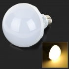 E27 12W 280lm 4200K 24-SMD 5730 LED Warm White Light Bulb - White (AC 220~240V)