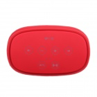 Kemico Hi-Fi 3D Pro Smart Portable NFC Bluetooth Subwoofer Speaker w/ Touch Key + Hands-free - Red