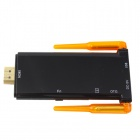 FaddishMall CX919II Quad-core Android 4.2.2 1080P Mini PC TV Box w/ 2GB RAM, 8GB ROM, Dual Antenna