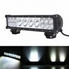 "MZ 14 ""76W 6080LM 6500K Cree 60 'Flood + 10' Spot LED Combo 4X4 DRL Auto-LKW-Boot-Lampe"