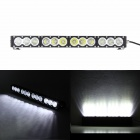 "MZ 22"" 120W Cree XM-L U2 9600LM Spot / Flood Beam LED Worklight Bar Offroad 4WD SUV Driving Lamp"