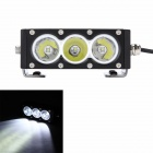 MZ 30W 2400lm 6500K Cree XM-L Spot Beam LED Worklight Bar Offroad 4WD SUV Driving Lamp