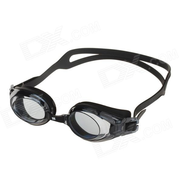 Winmax WMB53498 Anti-fog UV Protection PC Lens Swimming Goggle - Black