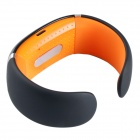 AOLUGUYA CM01 Watch Smart Touch Screen Bracelet Bluetooth pour IPHONE + plus - Noir + Orange