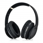 VEGGIEG V8800N Blutooth 4.0 + EDR NFC Headband Style Headphone w/ Microphone - Black