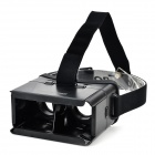 "ColorCross Universal Virtual Reality 3D & Video Glasses for 4~7"" Smartphones - Black"