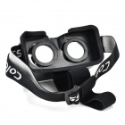 "ColorCross Universal Virtual Reality 3D & Video Glasses for 3.5~6"" Smartphones - Black"