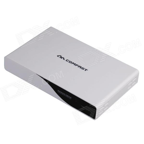 COMFAST CF-X1 Smart High Definition Network Player w/ 1GB RAM / Wi-Fi / RJ45 / USB 2.0 - White