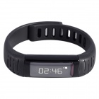 AOLUGUYA CM01 Touch Screen Bluetooth Bracelet Smart Watch for IPHONE + Samsung + More - Black