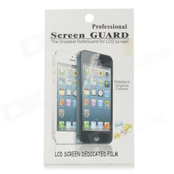 Protective PET Screen Film Guard Protector for Samsung Galaxy S5 Mini - Transparent