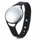 IM-1 Bluetooth V4.0 Intelligent Pedometer Wrist Band w/ Motion Record / Sleep Monitor - Black